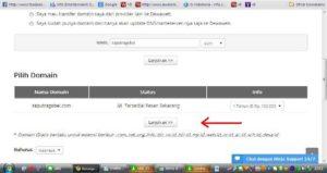 Cara beli domain dan hosting di dewaweb bagian 5