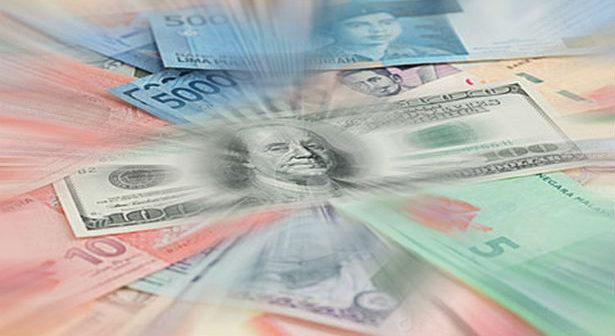 rupiah terjebak dalam lingkaran setan finansial