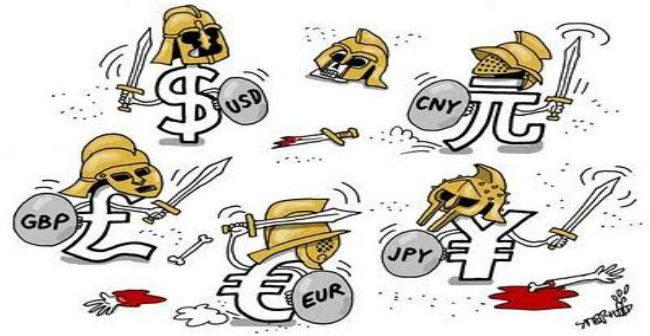 currency war perang mata uang