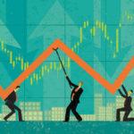 fluktuasi harga saham