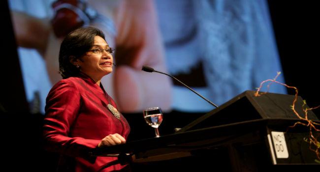Tinggalkan Bank Dunia, Sri Mulyani Kembali Berkiprah di Tanah Air