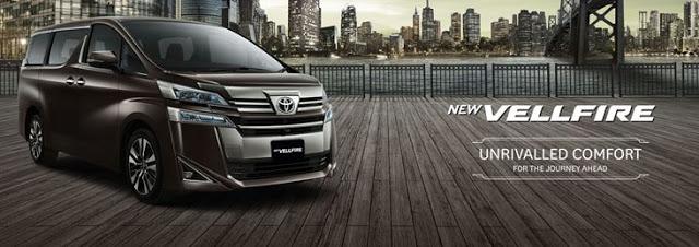 Toyota All New Vellfire - Bursanom.com